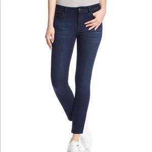 DL1961 Margaux Instasculpt Ankle Skinny Jeans 33